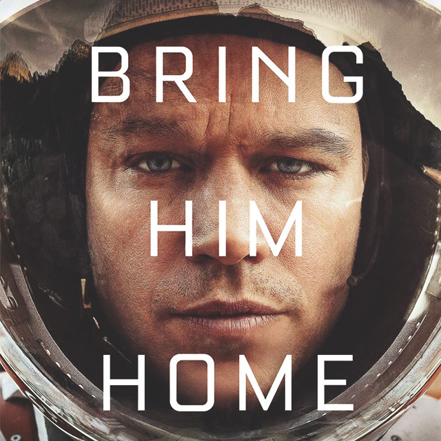 The Martian: A Movie Review