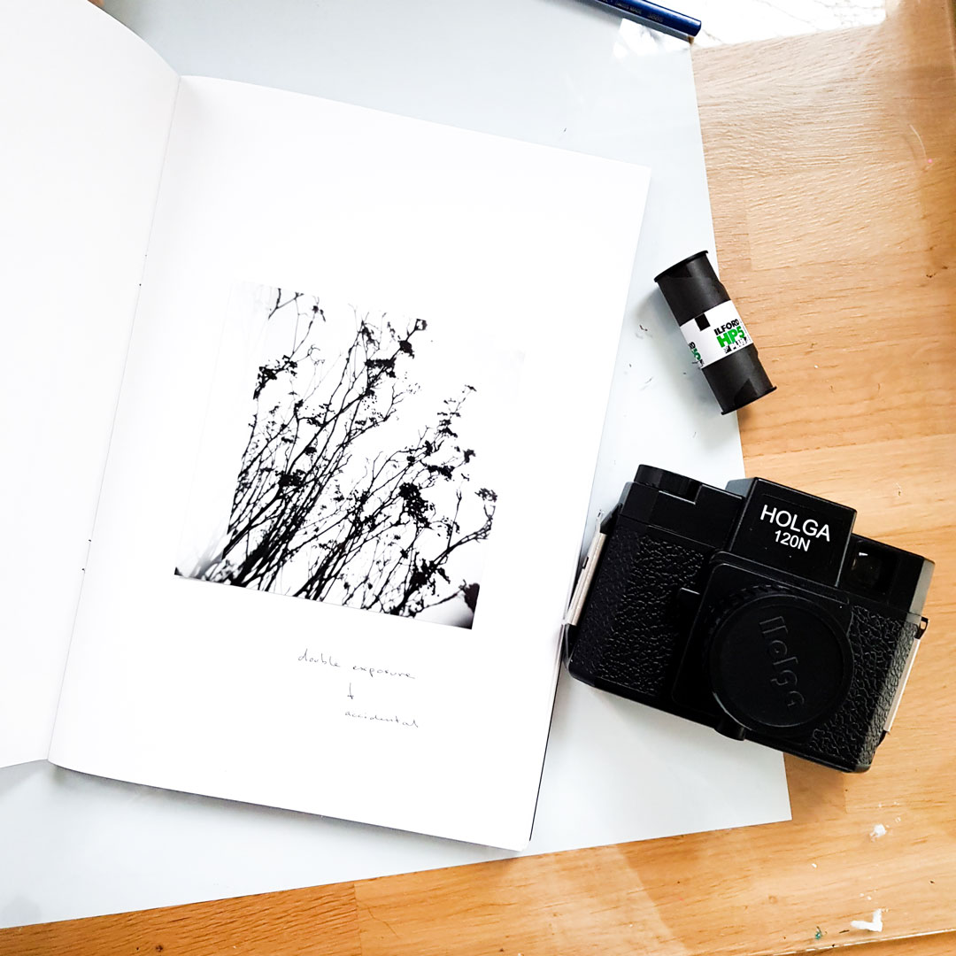 example of photography sketchbook