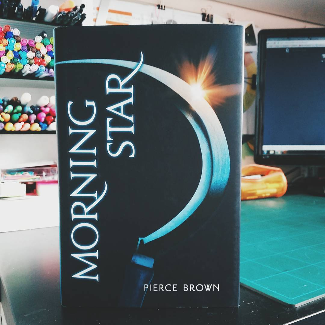 Cover of Morning Star by Pierce Brown